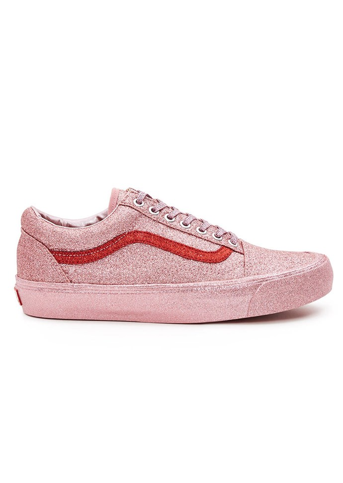 "Sneakers, $152, Vans x Opening Ceremony at [Opening Ceremony](https://www.openingceremony.com/sneakers/vans-for-opening-ceremony/glitter-og-old-skool-lx-sneaker-ST200997.html|target=""_blank"")"