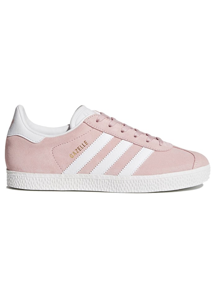 """<p>Sneakers, $94, Adidas at <a href=""""https://www.mytheresa.com/en-au/001223-campus-suede-sneakers-818422.html?catref=category"""" target=""""_blank"""">MyTheresa.com</a>"""