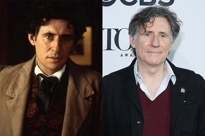**Who:** Friedrich Bhaer, the older professor who falls in love with Jo March and eventually marries her. <br><br> **Played by:** Gabriel Byrne. <br><br> **Where is he now?** Byrne has appeared in lots of films and shows, but is perhaps best known for his role as Dr Paul Weston on the HBO drama *In Treatment*, which he won a few awards for.
