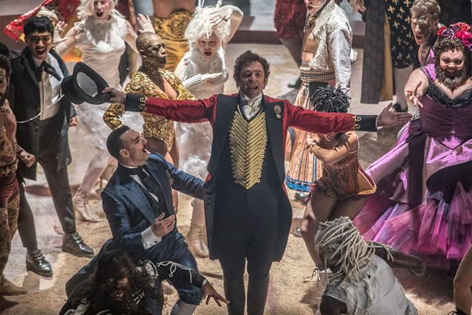 ***The Greatest Showman*** <br><br> **Release date:** December 26 <br><br> **Synopsis:** It's a biographical musical about how P.T. Barnum (Hugh Jackman), an ambitious showman and entrepreneur, created the Barnum & Bailey Circus, which eventually merged with the Ringling Bros. to become known as The Greatest Show on Earth. <br><br> **Watch if:** You enjoy watching big spectacles on the big screen, with lots of colour and special effects. It also stars Michelle Williams, Zac Efron and Zendaya.