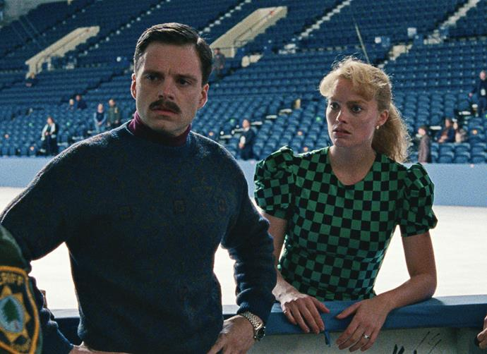 ***I, Tonya*** <br><br> **Release date:** January 25 <br><br> **Synopsis:** Tonya Harding (Margot Robbie) was one of the most controversial figures in ice skating, after she and her ex-husband Jeff Gillooly (Sebastian Stan) hired a man to break the leg of Harding's biggest competitor, Nancy Kerrigan (Caitlin Carver), at the National Figure Skating Championship in 1994. <br><br> **Watch if:** You're dying to see the film that everyone thinks could earn Margot Robbie an Oscar nomination, and potentially the award.