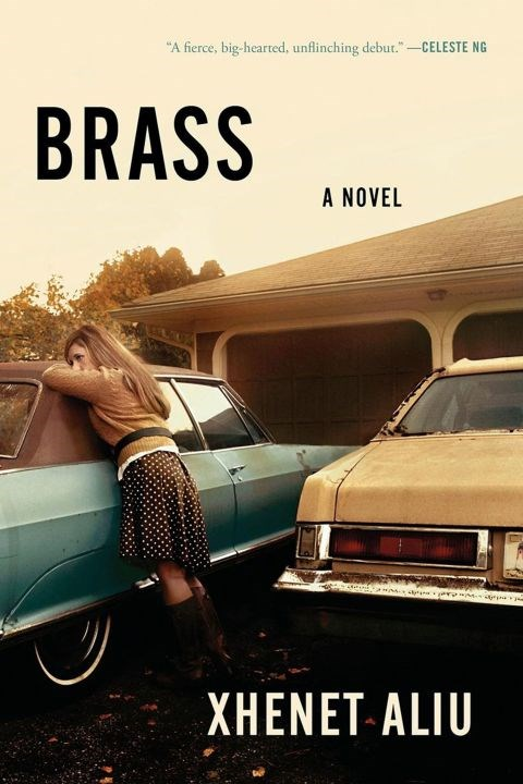 ***Brass* by Xhenet Aliu** (January) <br><br> This debut novel about immigrants drawn to a Connecticut brass town is garnering buzz. Four generations on, a teenager faces a future in the town that's gripped her family for years, and searches the past for clues about how to change her fate.