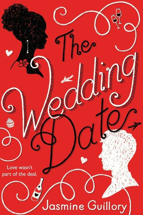 ***The Wedding Date* by Jasmine Guillory (January)** <br><br> I need to read this rom-com immediately. The meet-cute? A guy gets stuck in an elevator with a woman (naturally) and asks her to come to a wedding as his date (amazing). Also, he's a pediatric surgeon and she's a mayor's chief of staff. Do you need more details? Didn't think so.