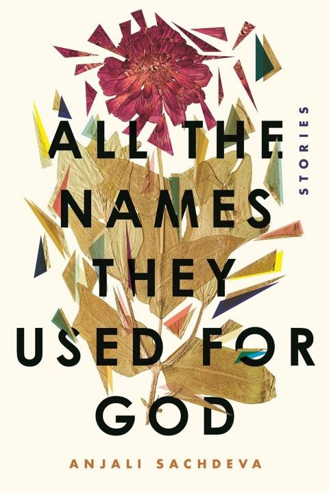 ***All the Names They Used for God* by Anjali Sachdeva (February)** <br><br> Ever feel completely beholden to forces greater than your will? Such is the common lot of Anjali Sachdeva's protagonists and, I suspect, many of us on any given day. This debut collection of stories delves into no smaller subjects than power, science, loss, and love.