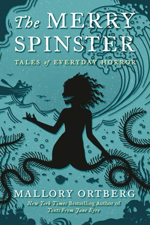 """***The Merry Spinster* by Mallory Ortberg** <br><br> Feminist fairy tales? Just what the doctor ordered. Texts From Jane Eyre and Dear Prudence agony aunt Mallory Ortberg conjures up the kinds of stories that will hopefully scary the bogeymen—with the emphasis on """"men""""—away."""