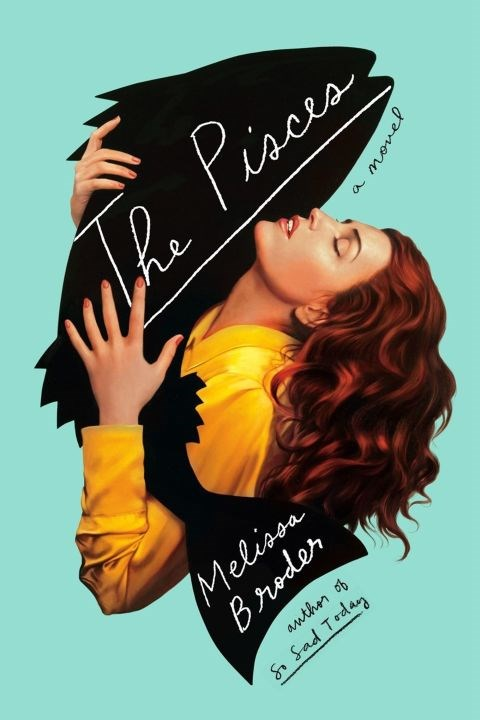 ***The Pisces* by Melissa Broder (May)** <br><br> If *The Shape of Water* didn't have enough fish-man sex for you, come May you'll have more than you can deal with. Melissa Broder (a.k.a. @sosadtoday)'s protagonist Lucy falls for a gorgeous swimmer on Venice Beach; it just so happens that only part of him is human.