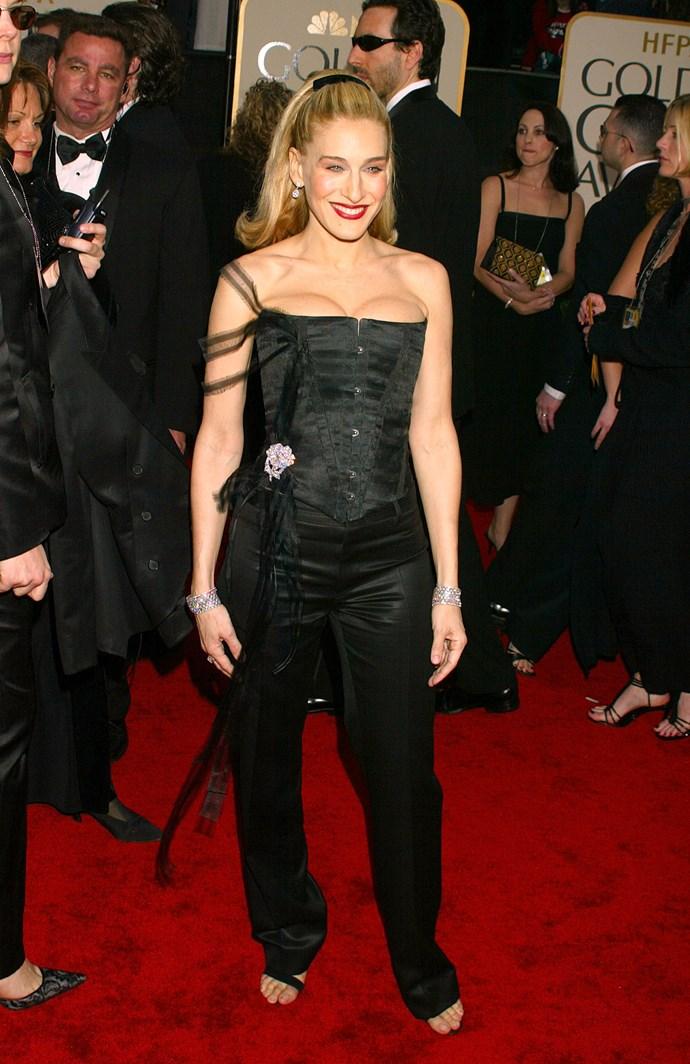 Sarah Jessica Parker, 2003.
