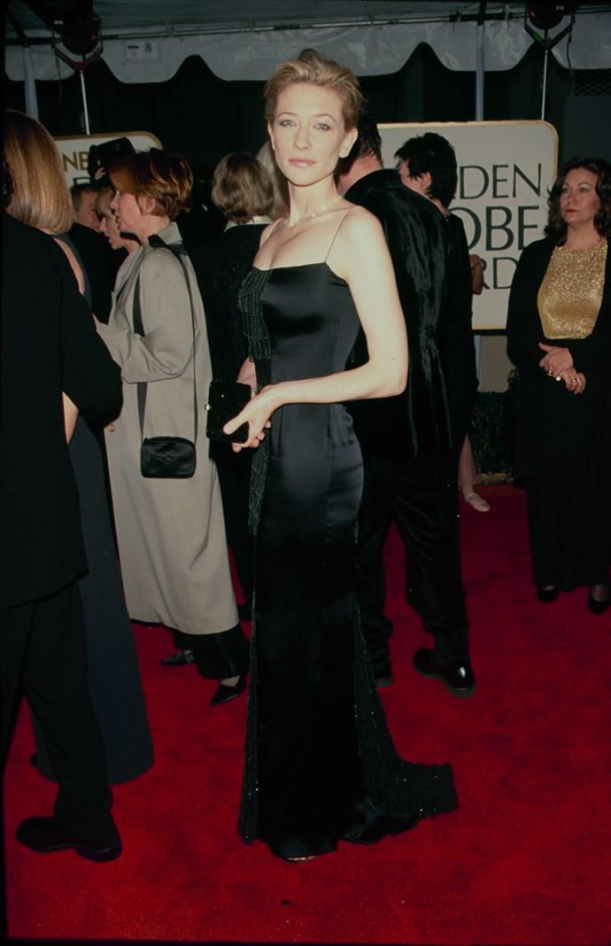 Cate Blanchett, 1999.
