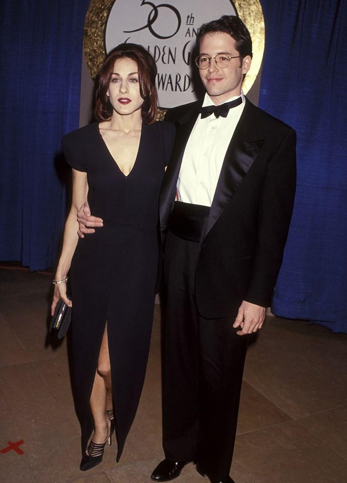 Sarah Jessica Parker, 1993.