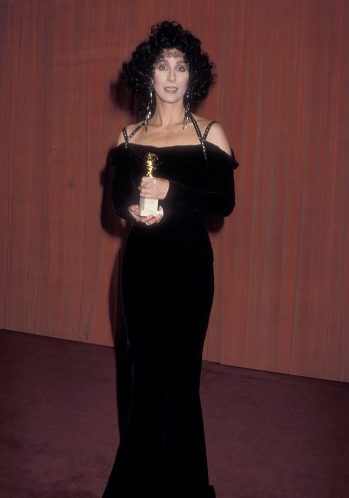 Cher, 1988.