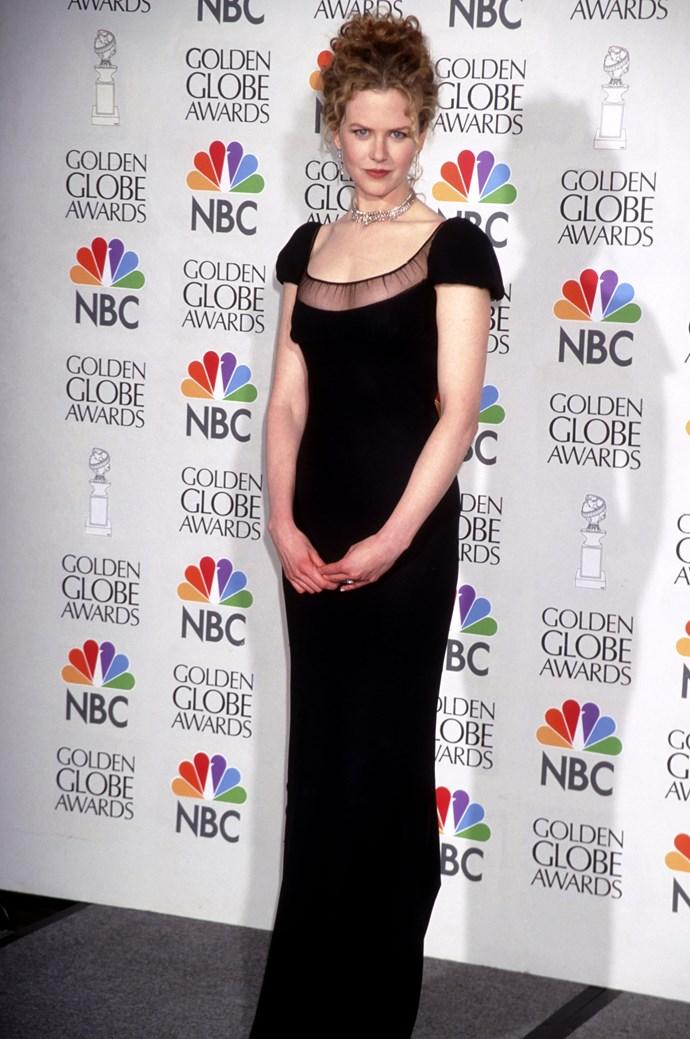 Nicole Kidman, 1997.