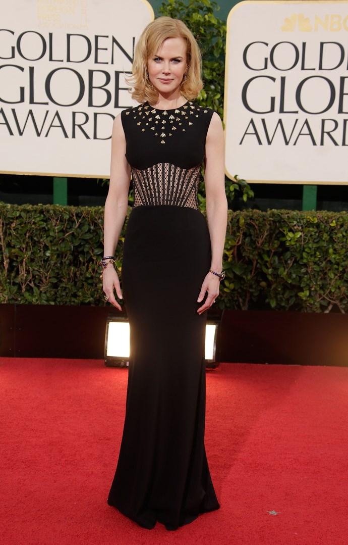 Nicole Kidman, 2013.