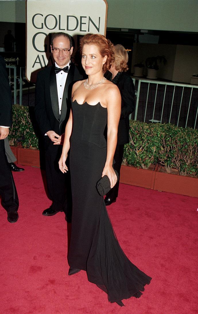 Gillian Anderson, 1997.