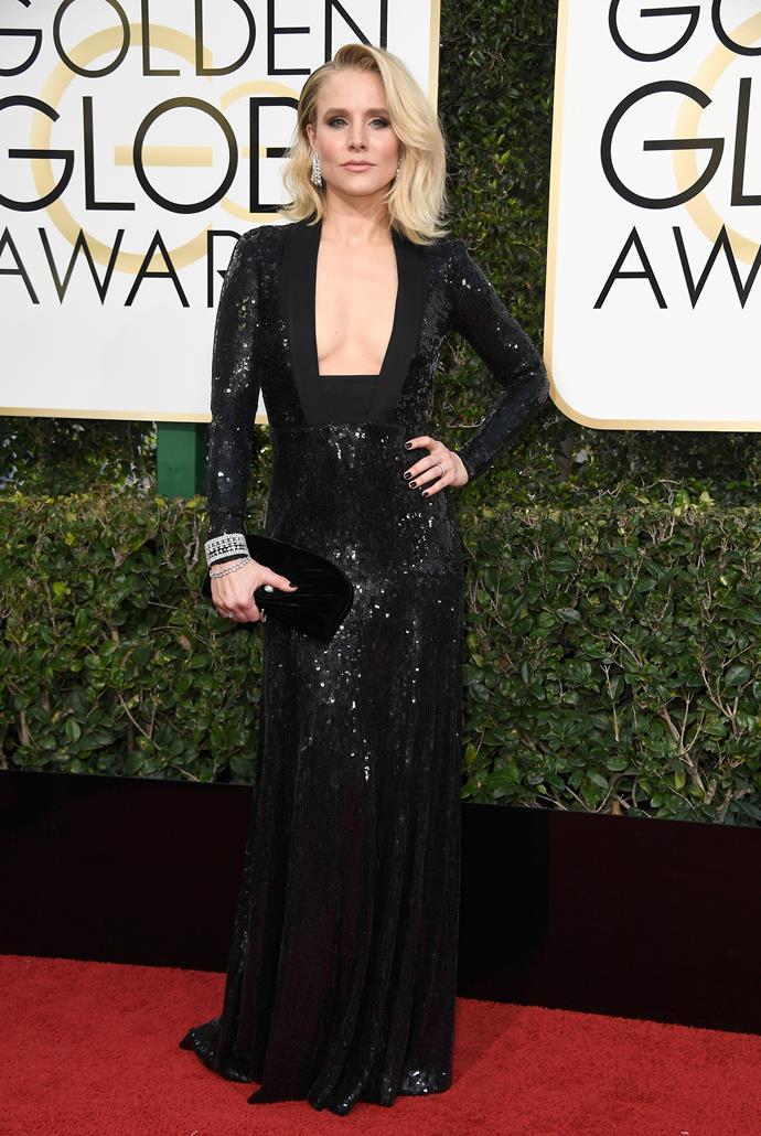 Kristen Bell, 2017.