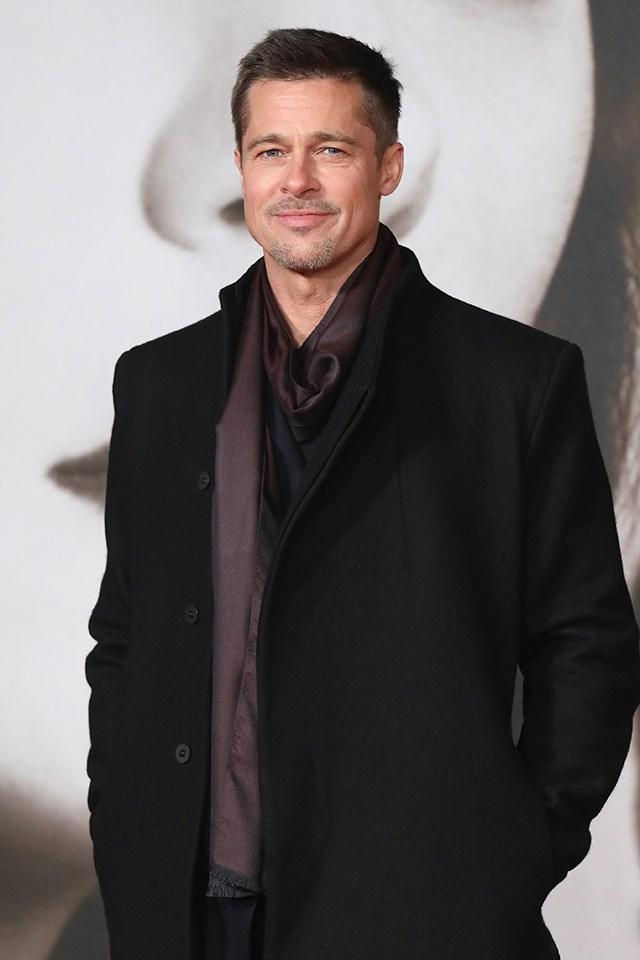 Brad Pitt is actually… **William Bradley Pitt**.