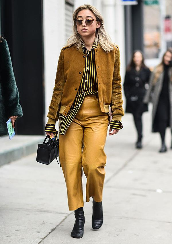 **Warm-Skinned: Mustard**
