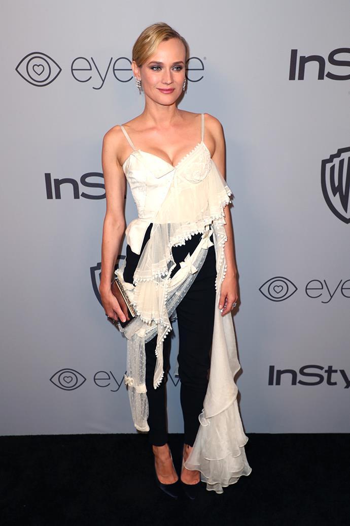 Diane Kruger.