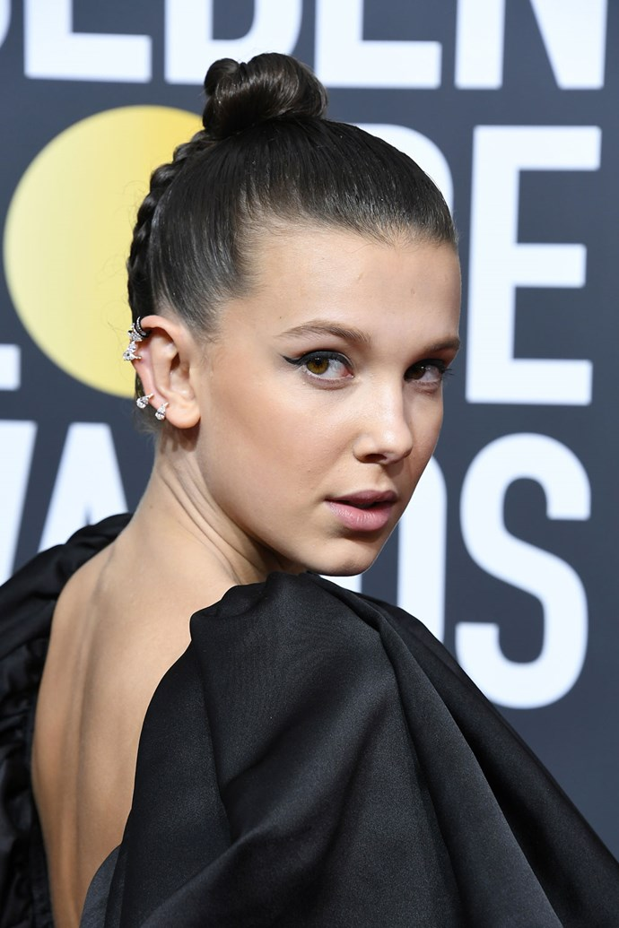 **Millie Bobby Brown**