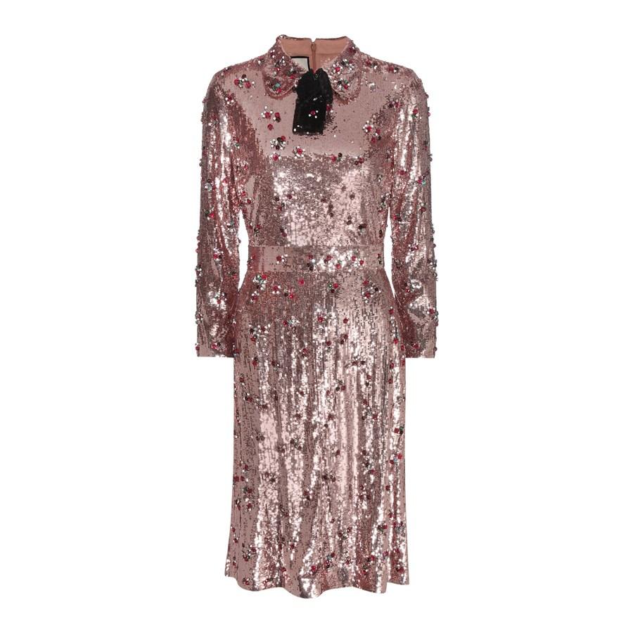 Dress, $14,963, [Gucci at mytheresa.com](https://www.mytheresa.com/en-de/sequin-embellished-dress-659982.html?catref=category|target=