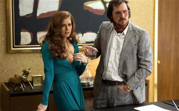 "**Amy Adams and Bradley Cooper, Christian Bale and Jeremy Renner, *American Hustle*** <br><br> Adams found herself in a similar position to Lawrence, however she revealed in a 2016 interview that she went into the *American Hustle* shoot knowing she was being paid less than her male co-stars. ""The truth is we hire people to negotiate on our behalf, men and women… I knew I was being paid less and I still agreed to do it because the option comes down to do it or don't do it. So you just have to decide if it's worth it for you. It doesn't mean I liked it,"" she told British [*GQ*](http://www.gq-magazine.co.uk/article/amy-adams-pay-gap-jennifer-lawrence-sony