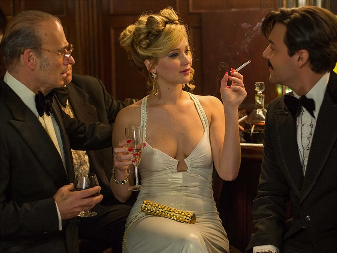 """**Jennifer Lawrence and Bradley Cooper, Christian Bale and Jeremy Renner, *American Hustle*** <br><br> While the actual salaries are unclear, the Sony Pictures email hack of 2014 revealed that Lawrence was paid considerably less than her male co-stars despite sharing the same amount of screen time. In one of the emails, the pay grade [was listed](https://www.thedailybeast.com/exclusive-sony-hack-reveals-jennifer-lawrence-is-paid-less-than-her-male-co-stars