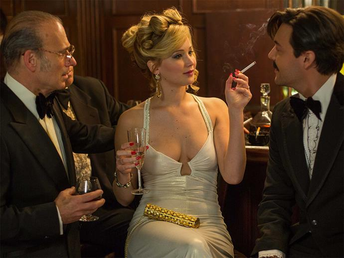 "**Jennifer Lawrence and Bradley Cooper, Christian Bale and Jeremy Renner, *American Hustle*** <br><br> While the actual salaries are unclear, the Sony Pictures email hack of 2014 revealed that Lawrence was paid considerably less than her male co-stars despite sharing the same amount of screen time. In one of the emails, the pay grade [was listed](https://www.thedailybeast.com/exclusive-sony-hack-reveals-jennifer-lawrence-is-paid-less-than-her-male-co-stars|target=""_blank"") as this, and referred to a per cent of the movie's profits: ""The current talent deals are: O'Russell: 9%; Cooper: 9%; Bale: 9%; Renner: 9%; Lawrence: 7%; Adams: 7%."" Lawrence addressed the pay gap in an open letter for *Lenny Letter*, writing, ""When the Sony hack happened and I found out how much less I was being paid than the lucky people with dicks, I didn't get mad at Sony. I got mad at myself. I failed as a negotiator because I gave up early. I didn't want to keep fighting over millions of dollars that, frankly, due to two franchises, I don't need. (I told you it wasn't relatable, don't hate me)."""