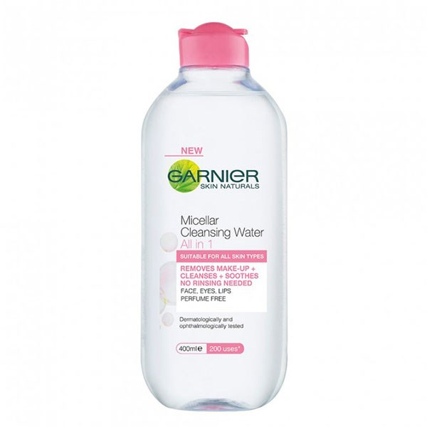 """**Garnier Micellar Cleansing Water, $13.99 at [Priceline](https://www.priceline.com.au/garnier-micellar-cleansing-water-400-ml