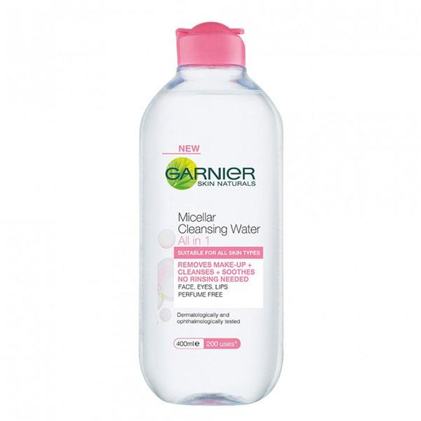 "**Garnier Micellar Cleansing Water, $13.99 at [Priceline](https://www.priceline.com.au/garnier-micellar-cleansing-water-400-ml|target=""_blank"").** <br><br> Bioderma Sensibio H2O is the OG micellar water on the market and a favourite amongst consumers. It's true that the Bioderma formula is fragrance-free, gentle and can remove every trace of makeup. But do you know what? Garnier's Micellar Cleansing Water can also do all of the above—for half of the price."