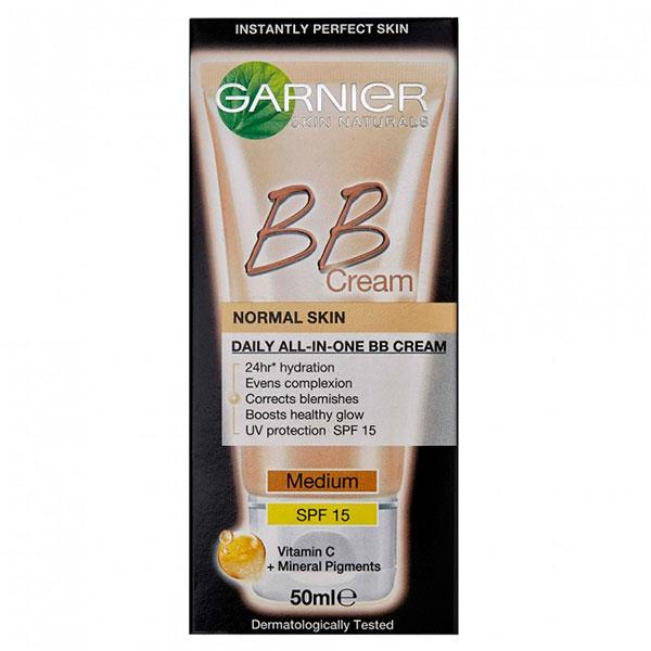 "**Garnier Miracle Skin Perfector BB Cream, $10.99 at [Priceline](https://www.priceline.com.au/cosmetics/face/bb-cc-and-dd-products/garnier-miracle-skin-perfector-bb-cream-medium-50-ml|target=""_blank"").** <br><br> Speaking of BB cream, Garnier's Miracle Skin Perfector BB Cream is regarded as one of the best in the game. And at $15.99, we can't argue with that."