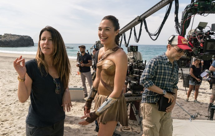 **Patty Jenkins** <br><br> Jenkins directed *Wonder Woman*, the DC Comics movie starring Gal Gadot in the titular role, which went on to be the highest-earning and most critically-acclaimed films in the DC Comics Universe reboot. Basically, it's the [most successful](https://www.elle.com.au/celebrity/wonder-woman-most-successful-dc-universe-movie-13618). That's all.