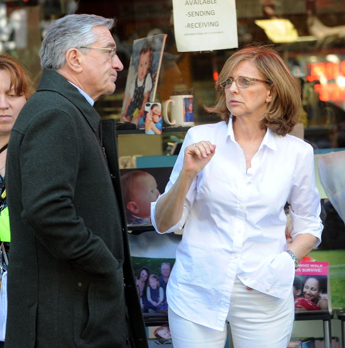 **Nancy Meyers** <br><br> Meyers is the woman responsible for directing some of the most iconic rom-coms, including *Something's Gotta Give*, *The Holiday* and *It's Complicated*. She also directed *The Parent Trap* and *The Intern*, and her films are beloved for their dreamy interiors.