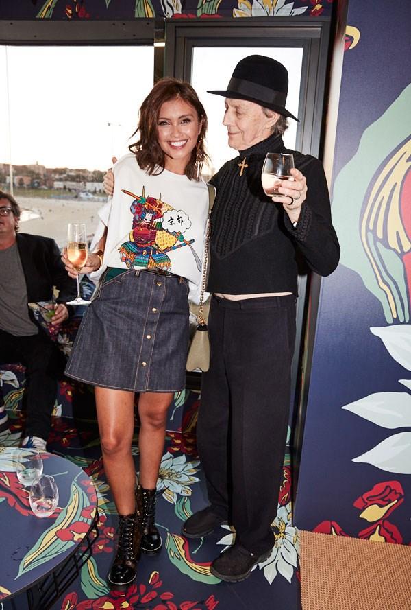 Louis Vuitton Sydney Pop Up Store Launch