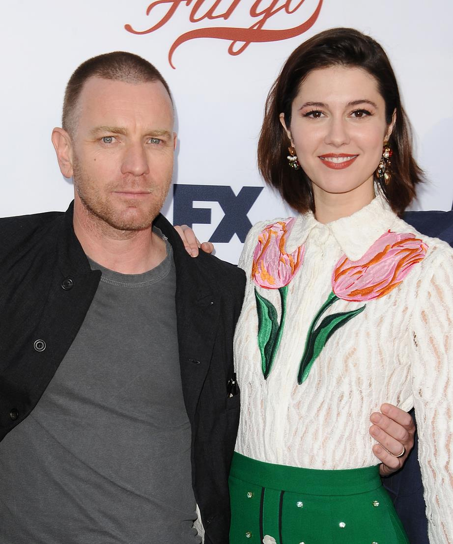 Ewan McGregor files for divorce from Eve Mavrakis