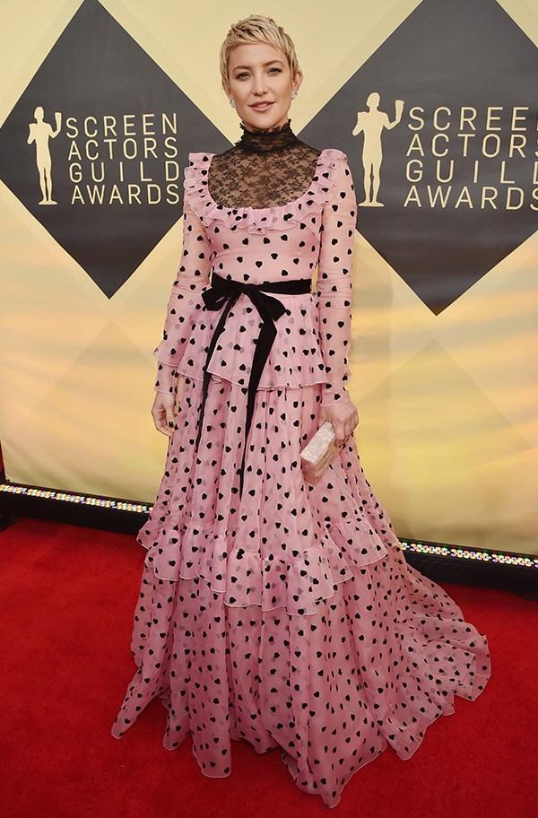 Kate Hudson at the 2018 SAG Awards.