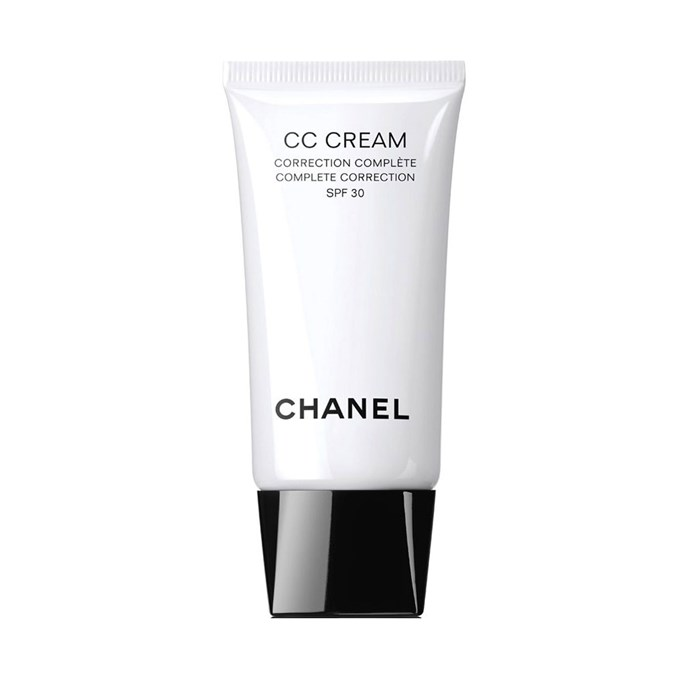 """**Chanel CC Cream Complete Correction SPF 50, $78 at [David Jones](http://shop.davidjones.com.au/djs/en/davidjones/cc-cream-2882-50071--1