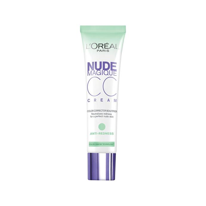 """**L'oreal Paris Nude Magique CC Cream, Colour Corrector Beautifier, $27 at [Priceline](https://www.priceline.com.au/l-oreal-paris-nude-magique-cc-cream-colour-corrector-beautifier-30-ml