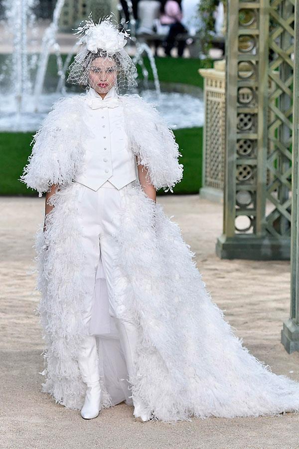Chanel Paris haute couture spring/summer '18