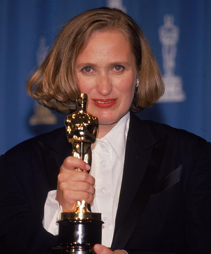 **Jane Campion, *The Piano*, 1994** <br><br> At the 1994 Oscars, *The Piano* won Best Actress for Holly Hunter, Best Supporting Actress for Anna Paquin (who was only 11) and Best Original Screenplay, which was written by New Zealand-born Campion. But when it came to the Best Director award, Campion lost to Steven Spielberg, who helmed *Schindler's List*.