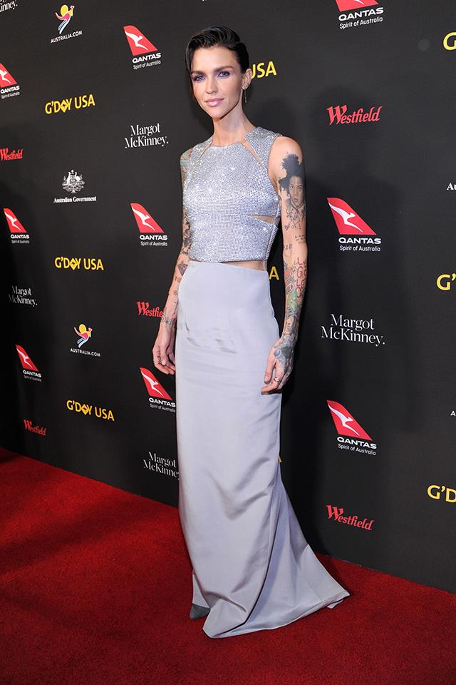 Ruby Rose in Kaufmanfranco.