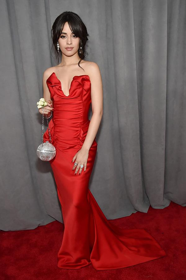 Camila Cabello in Vivienne Westwood Couture.