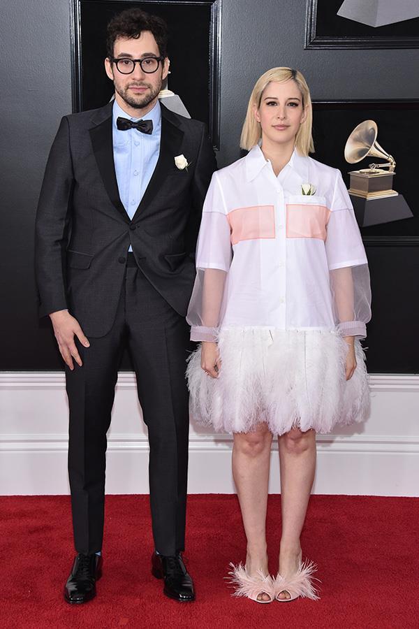 Jack Antonoff and Rachel Antonoff.