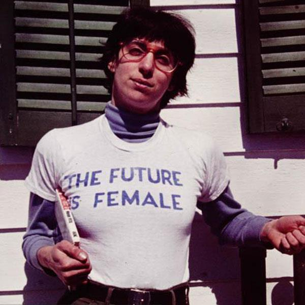 "'The Future Is Female' T-shirt, $37 at [Otherwild](https://otherwild.com/products/the-future-is-female-t-shirt?variant=5122173569|target=""_blank""