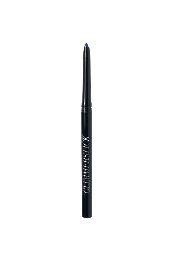"Avon True Color Glimmerstick Eyeliner in 'Blackest Black', $15 from [Avon](https://shop.avon.com.au/product/308-367-414-11171/makeup/eyes/eye-liner/avon-true-color-glimmerstick-eyeliner/|target=""_blank""