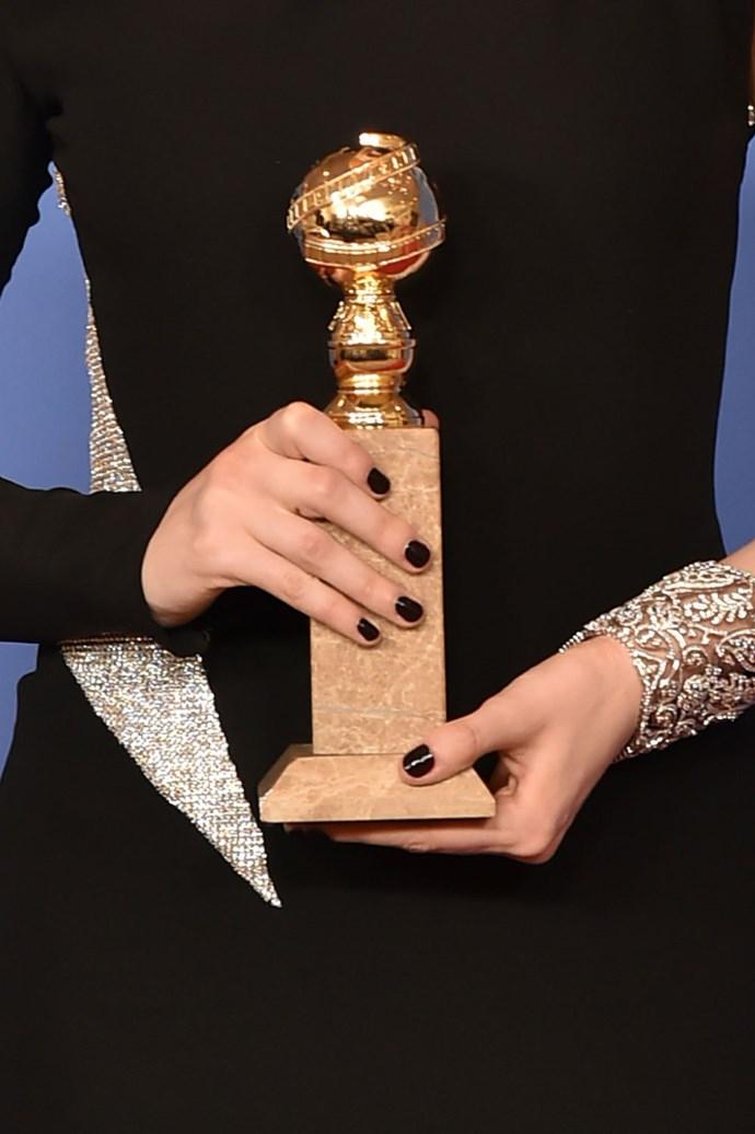 **Saoirse Ronan, Golden Globes 2018**