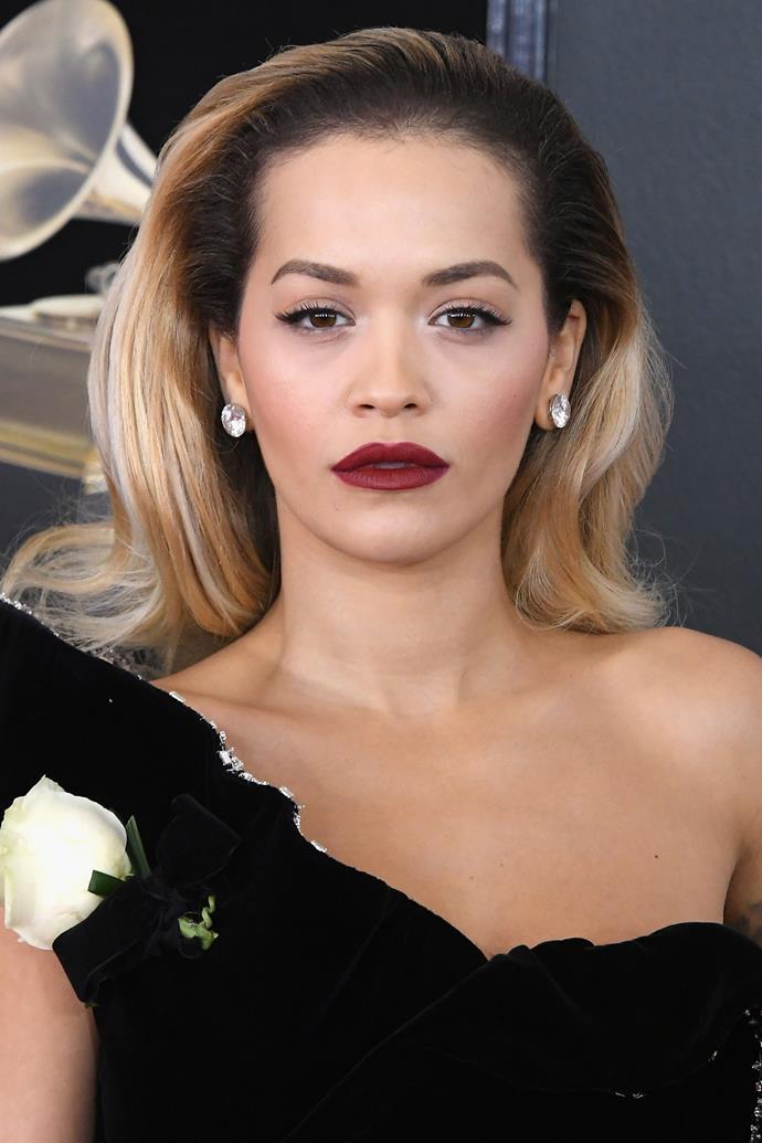 **Rita Ora, Grammys 2018**