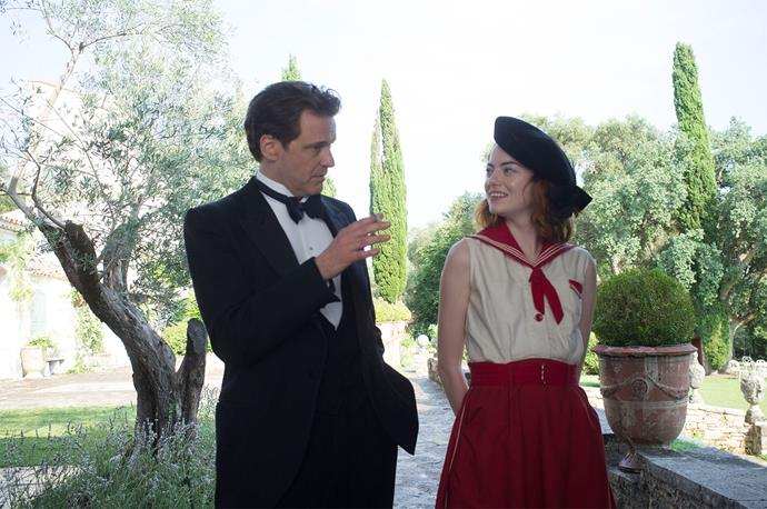 """**Colin Firth** <br><br> Firth worked with Allen on *Magic in the Moonlight* in 2013 (it also starred Emma Stone), which was before Dylan Farrow published her open letter alleging that her adopted father had molested her when he was a child. Speaking to [*The Guardian*](https://www.theguardian.com/film/2018/jan/18/colin-firth-woody-allen-accusations-film target=""""_blank"""") the same day Farrow gave her first televised interview, Firth said, """"I wouldn't work with him again."""""""