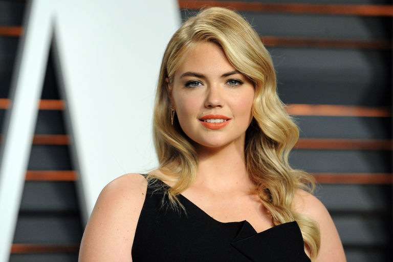 Women's brand co-founder denies Kate Upton's sexual harassment claims