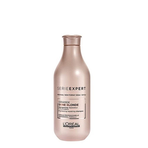 "**L'Oréal Professionnel Shine Blonde Shampoo, $29 at [L'Oréal Professionnel](http://www.lorealprofessionnel.com.au/hair-care/shine-blond/shampoo-shampoo|target=""_blank"").** <br><br> This hairdresser favourite has a dual action formula: it makes blonde hair brighter *and* counteracts unwanted warm undertones. Win, win!"