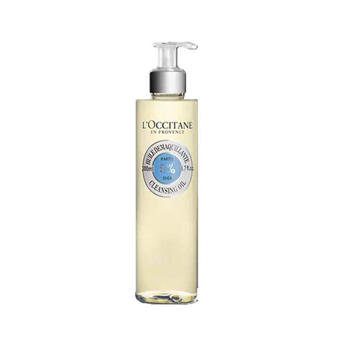 "L'Occitane Shea Cleansing Oil, $31 at [L'Occitane](https://au.loccitane.com/shea-cleansing-oil,23,1,1226,752131.htm|target=""_blank""|rel=""nofollow"")"