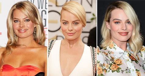 Margot Robbie's Complete Beauty Evolution From Bronzed Soap Star To Hollywood Screen Siren